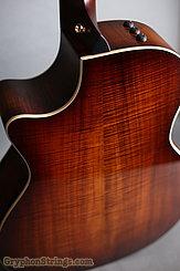 Taylor Guitar K24ce V-Class, AA Koa NEW Image 17