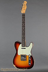 2017 Fender Guitar '60 Telecaster Custom Relic Chocolate 3-Tone Sunburst
