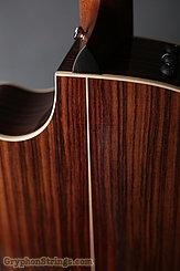 Taylor Guitar 814ce DLX, V-Class NEW Image 17