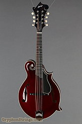 Collings Mandolin MF, Ivoroid binding w/ pickguard, Merlot Gloss Finish Mandolin NEW