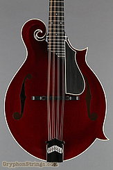 Collings Mandolin MF, Ivoroid binding, bound pickguard, gloss top Mandolin NEW Image 10