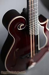 Collings Mandolin MF, Ivoroid binding w/ pickguard, Merlot Gloss Finish Mandolin NEW Image 16