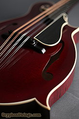 Collings Mandolin MF, Ivoroid binding, bound pickguard, gloss top Mandolin NEW Image 17
