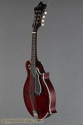 Collings Mandolin MF, Ivoroid binding w/ pickguard, Merlot Gloss Finish Mandolin NEW Image 8