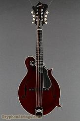 Collings Mandolin MF, Ivoroid binding w/ pickguard, Merlot Gloss Finish Mandolin NEW Image 9