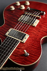 Collings Guitar City Limits Deluxe, Faded Cherry NEW Image 16