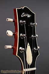 Collings Guitar City Limits Deluxe, Faded Cherry NEW Image 18