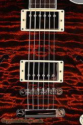 Collings Guitar SoCo Deluxe, Tiger Eye SB, Premium Quilt, Broken Glass Peghead  NEW Image 11