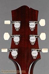Collings Guitar SoCo Deluxe, Tiger Eye SB, Premium Quilt, Broken Glass Peghead  NEW Image 15