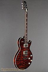 Collings Guitar SoCo Deluxe, Tiger Eye SB, Premium Quilt, Broken Glass Peghead  NEW Image 2