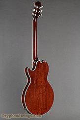 Collings Guitar SoCo Deluxe, Tiger Eye SB, Premium Quilt, Broken Glass Peghead  NEW Image 6