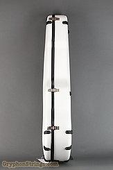 Calton Case Medium Jumbo (OM,000) White/Red NEW Image 2