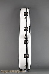 Calton Case Medium Jumbo (OM,000) White/Red NEW Image 4