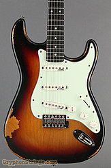 Vintage Guitar V6MRSSB Icon Sunset Sunburst NEW Image 10