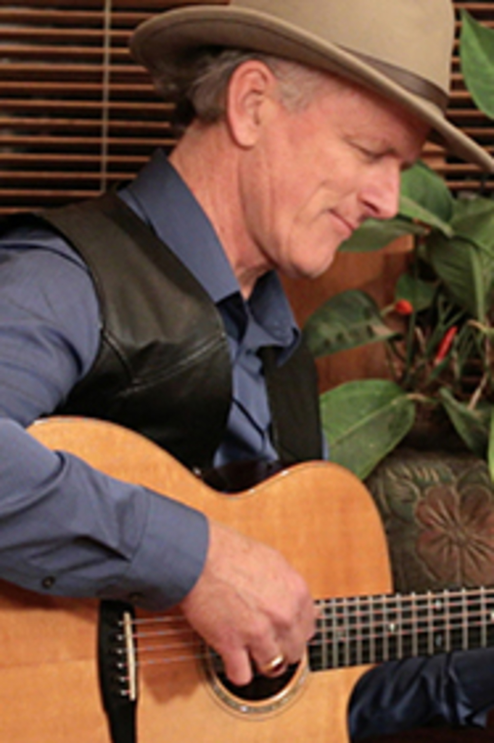 10/6/2018 - Introduction to Fingerstyle Blues with Mark Hanson