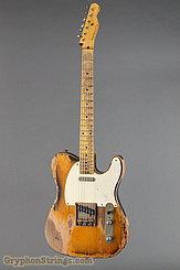 2014 Nash Guitar T-57, 2-Tone Sunburst, Heavy Aging