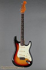 1963 Fender Guitar Stratocaster Sunburst