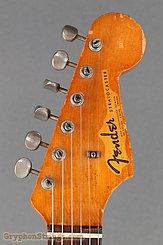 1963 Fender Guitar Stratocaster Sunburst Image 13