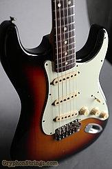 1963 Fender Guitar Stratocaster Sunburst Image 19