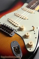 1963 Fender Guitar Stratocaster Sunburst Image 20