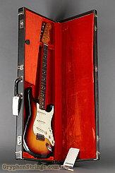 1963 Fender Guitar Stratocaster Sunburst Image 26
