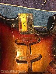 1963 Fender Guitar Stratocaster Sunburst Image 28