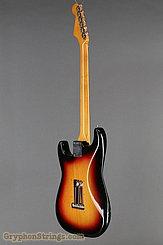 1963 Fender Guitar Stratocaster Sunburst Image 4