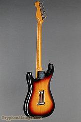 1963 Fender Guitar Stratocaster Sunburst Image 6