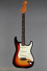 1963 Fender Guitar Stratocaster Sunburst Image 9