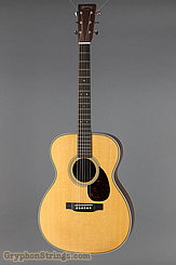 Martin Guitar Custom Shop Style 28 OM w/ Premium VTS Top NEW Image 1