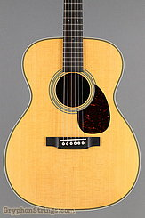 Martin Guitar Custom Shop Style 28 OM w/ Premium VTS Top NEW Image 10
