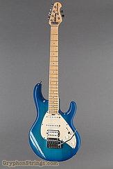 1991 Ernie Ball Music Man Guitar Silhouette Blue Burst