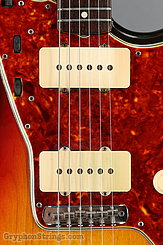 1961 Fender Guitar Jazzmaster Sunburst Image 11