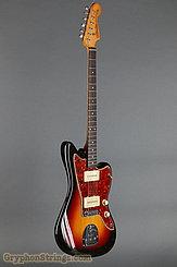 1961 Fender Guitar Jazzmaster Sunburst Image 2