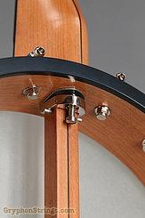 "Rickard Banjo Cherry Little Wonder, 12"" 5 String NEW Image 12"