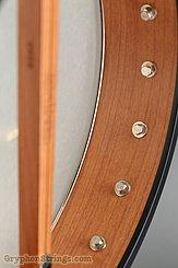 "Rickard Banjo Cherry Little Wonder, 12"" 5 String NEW Image 14"