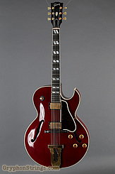 1993 Gibson Guitar L-4CES Wine Red Image 1