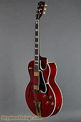 1993 Gibson Guitar L-4CES Wine Red Image 7