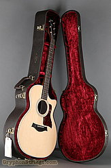 Taylor Guitar 414ce, V-Class NEW Image 17