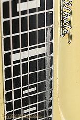 c. 1957 Fender Guitar White w/original legs Image 12