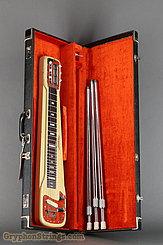 c. 1957 Fender Guitar White w/original legs Image 15