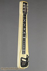 c. 1957 Fender Guitar White w/original legs Image 2