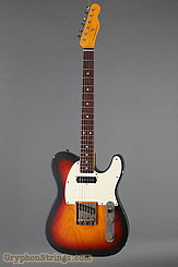 Nash Guitar T-63, 3 Tone Sunburst,  Charlie Christian NEW Image 1