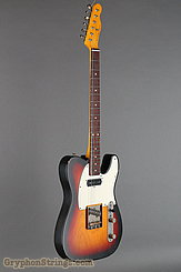Nash Guitar T-63, 3 Tone Sunburst,  Charlie Christian NEW Image 2