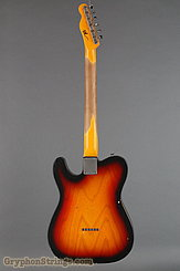 Nash Guitar T-63, 3 Tone Sunburst,  Charlie Christian NEW Image 5