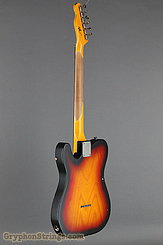 Nash Guitar T-63, 3 Tone Sunburst,  Charlie Christian NEW Image 6