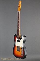 Nash Guitar T-63, 3 Tone Sunburst,  Charlie Christian NEW Image 8