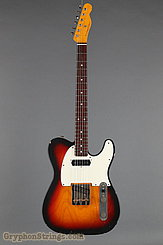 Nash Guitar T-63, 3 Tone Sunburst,  Charlie Christian NEW Image 9