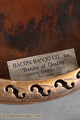 1925 Bacon and Day Banjo Silver Bell Style No. 4 Image 25