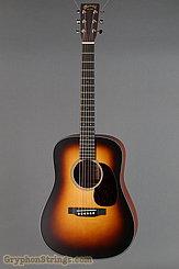 Martin Guitar Dreadnought Jr. Burst NEW